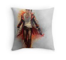 DMC: Dante Throw Pillow
