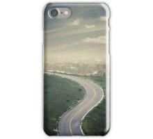 Curvy Road iPhone Case/Skin