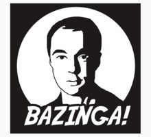 Bazinga! Black and White! by Alex052478
