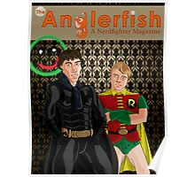 The Anglerfish Issue 5 - Batlock, no wait, Bat Holmes? Poster