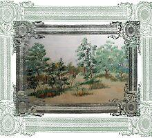 Forest morn by BSherdahl