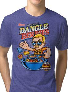 Dangle Berries Tri-blend T-Shirt