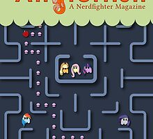 The Anglerfish Issue 4 - My Little Pac Man by Chomps The Anglerfish