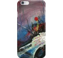 Invisible Strands iPhone Case/Skin