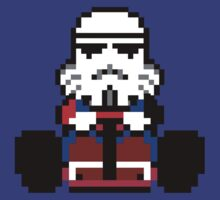 Stormtrooper Kart by supercujo