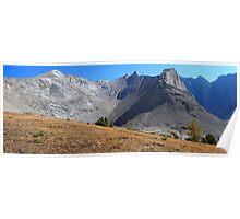 Highwood panorama IV Poster