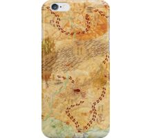 D&D Map iPhone Case/Skin