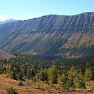 Panoramic ranges by zumi