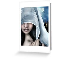 Celtic Hermit Greeting Card