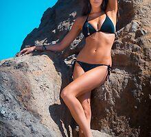 Hotness on the Rocks by Jeremy Lusk