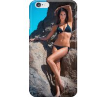 Hotness on the Rocks iPhone Case/Skin