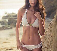 Hotness on the Beach by Jeremy Lusk