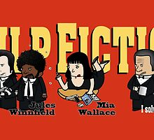 PULP FICTION by sinropa