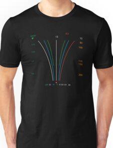 Albinar Lens Layout Unisex T-Shirt