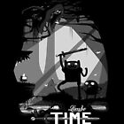 Limbo Adventure Time by wes151