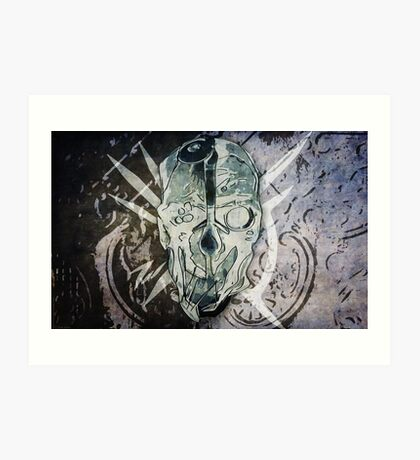 Avenging Spirit Art Print