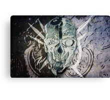 Avenging Spirit Canvas Print