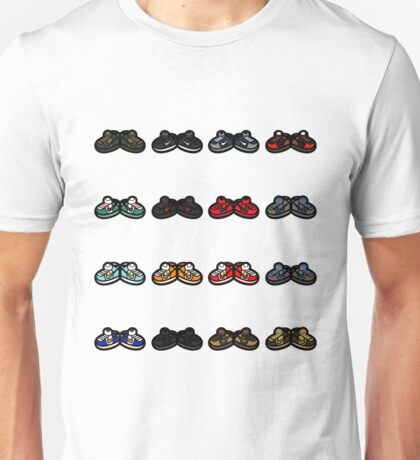 Part 1 of 2 2003 Nike SB Dunk Collection in BAPE Style Unisex T-Shirt