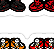 Part 1 of 2 2003 Nike SB Dunk Collection in BAPE Style Sticker