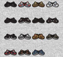 Part 2 of 2 2003 Nike SB Dunk Collection in BAPE Style One Piece - Short Sleeve