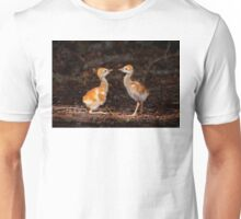 Who is bigger? Unisex T-Shirt