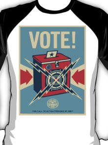 Retro Voting Poster. T-Shirt