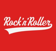 Rock 'n' Roller (White) Kids Clothes