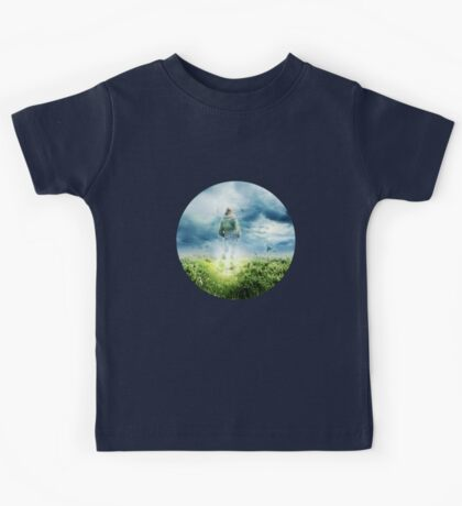 Fighter Pilot Kids Tee