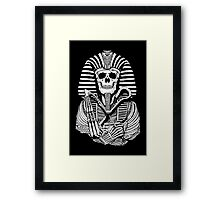 Pharaoh 'Nuff Framed Print
