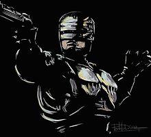 RoboCop by Pablo Díaz