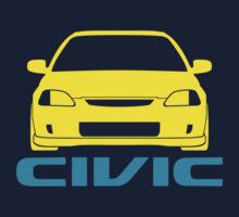 Honda Civic - 2 by TheGearbox