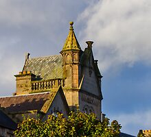 ELGIN - W&R HIGH STREET SKYLINE by JASPERIMAGE