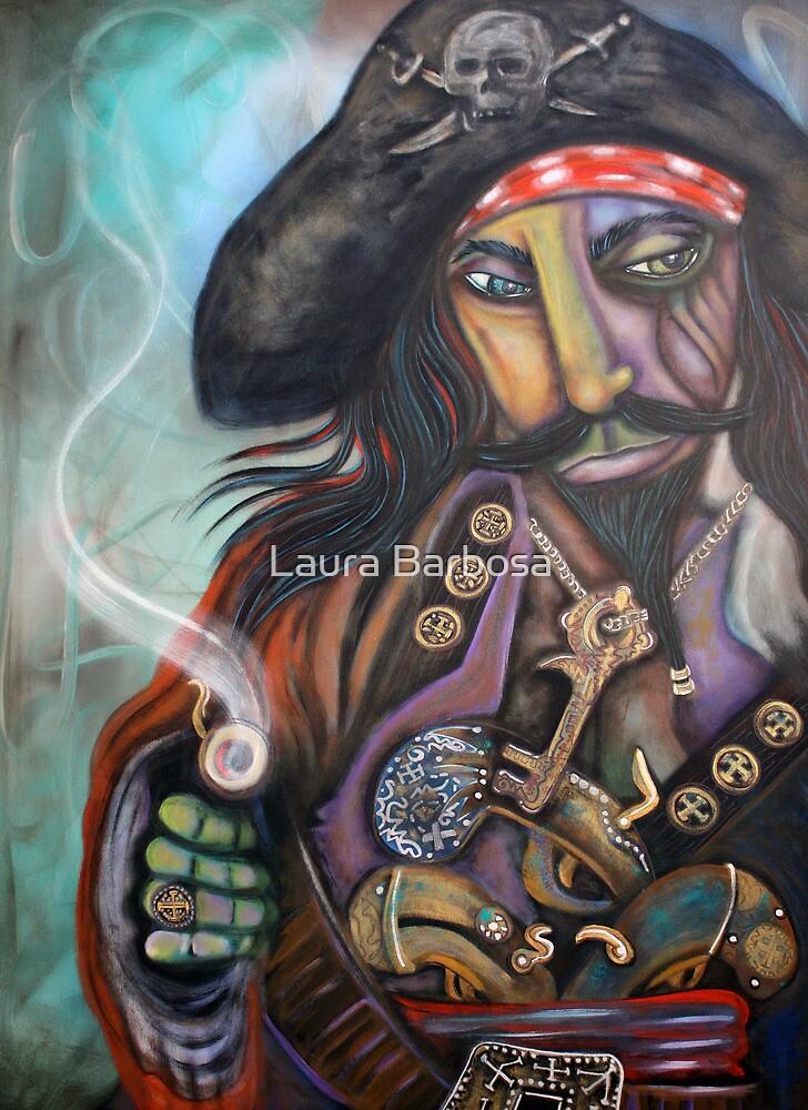 Captain Barbosa by Laura Barbosa