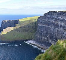 Cliffs of Moher - Ireland by Arie Koene