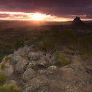 Ngungun Dusk by Michael Cudmore
