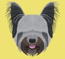 Skye Terrier Kids Clothes