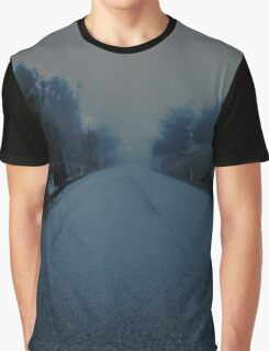 Lonely Road Graphic T-Shirt