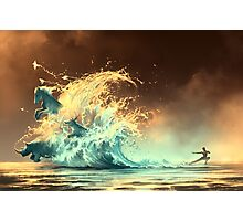 Mana Tide Photographic Print