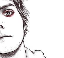 Gerard Way by ribkaDory