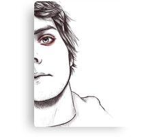 Gerard Way Canvas Print