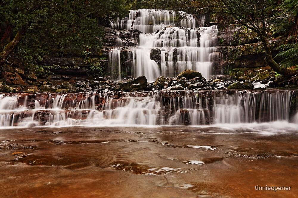Liffey Falls Full Frontal by tinnieopener