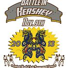Battle in Hershey Martial Arts Tournament Nov. 9th  by JanDeA