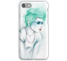 Aqua iPhone Case/Skin