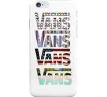 VANS iPhone Case/Skin