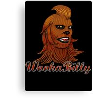 Wookabilly Canvas Print