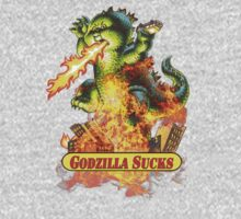 Ryan Godzilla Sucks by Picshell80