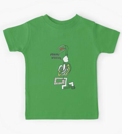 Camiseta digestiva Kids Tee