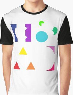 Varietas Gestalt Optical Illusions Graphic T-Shirt