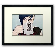 Back From The Dead Framed Print