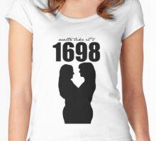 Carmilla - Waltz like it's 1698 Women's Fitted Scoop T-Shirt